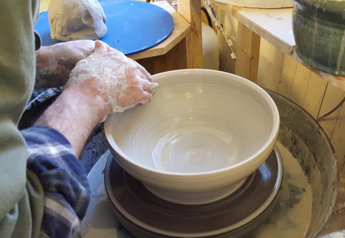 ceramic cat water dish
