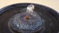"""""""Lapis Bubble-up Pet Fountain"""""""