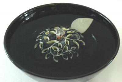 ceramic cat fountain