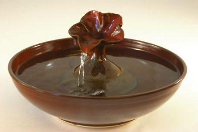 desert blossom cat water fountain