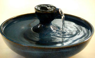 stream cat water fountain