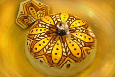 ceramic fountain