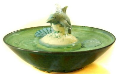 pet water sculpture