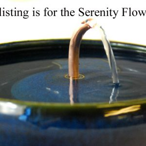 Serenity Flow Copper Cat Tap Add-On