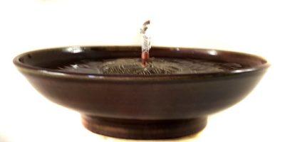 cat water fountain Mandala