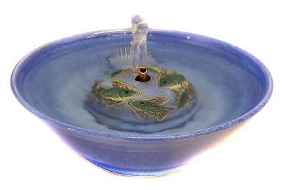 cat fountain